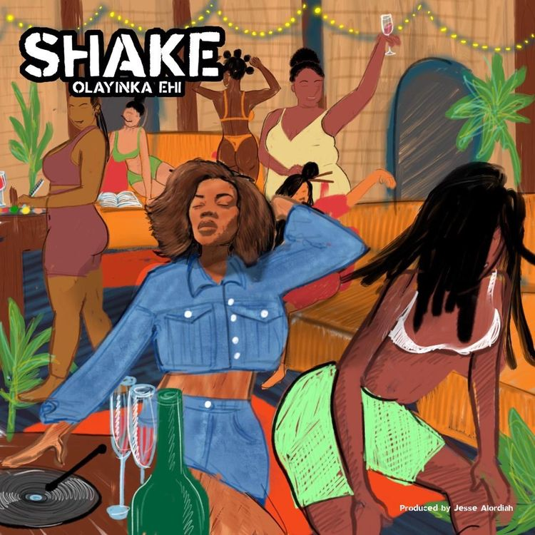 Olayinka Ehi - Shake
