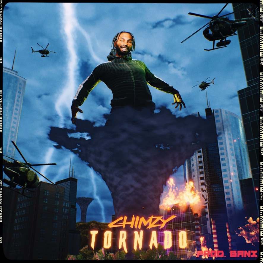 Chimzy - Tornado