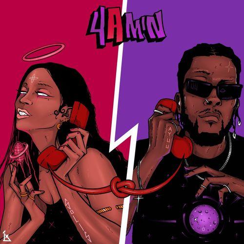 Ayuu – 4AMIN featuring Solis