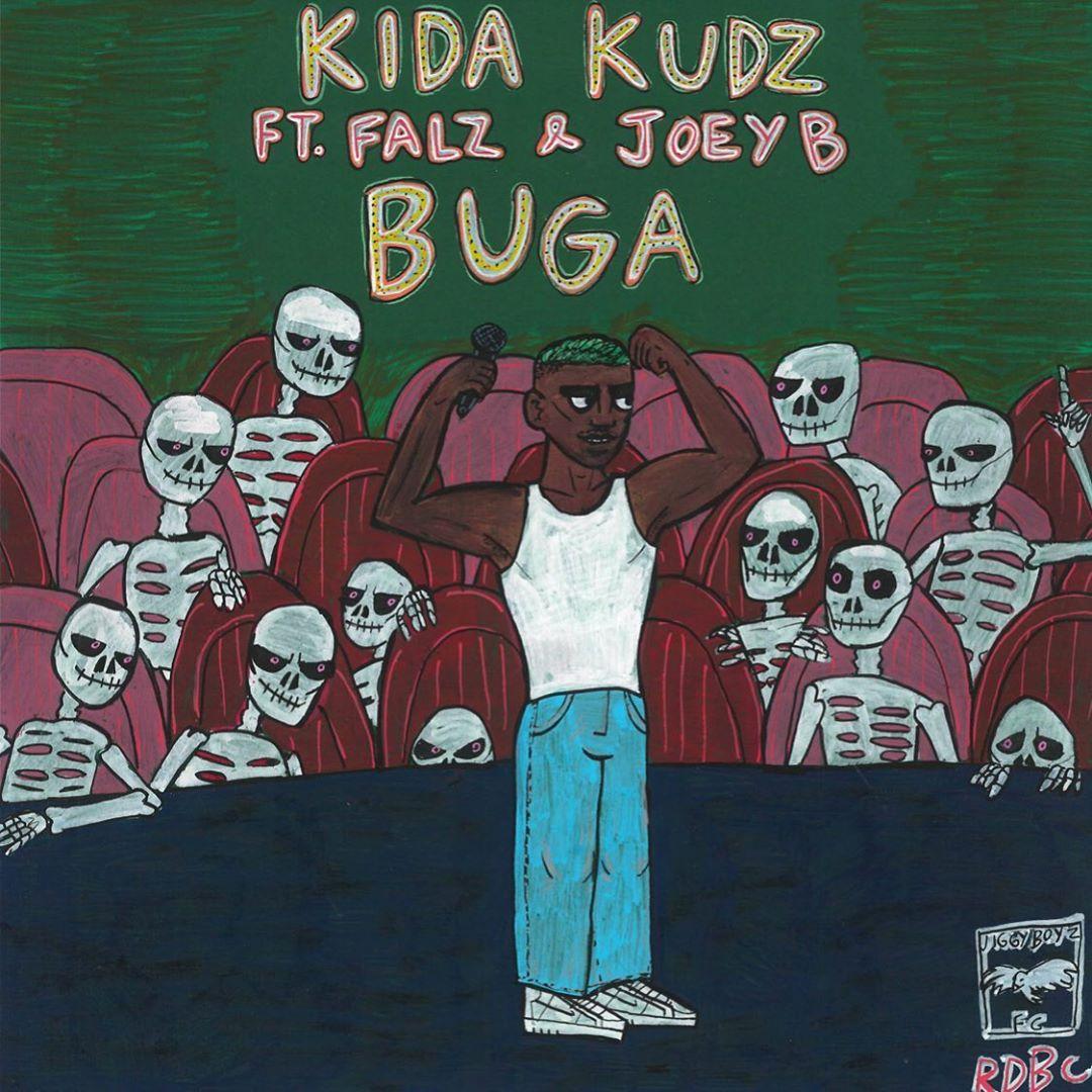 Kida Kudz - Buga featuring Falz & Joey B