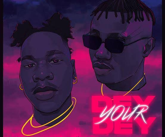 YKB - Dey Your Dey featuring Zlatan