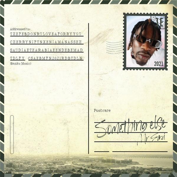 """Mr Eazi – """"Something Else"""" (EP)"""