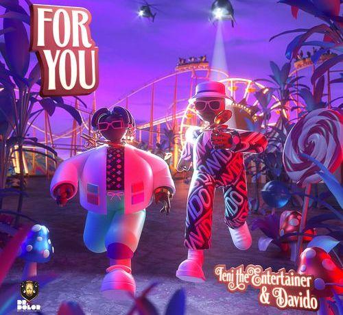 Teni - For You featuring Davido