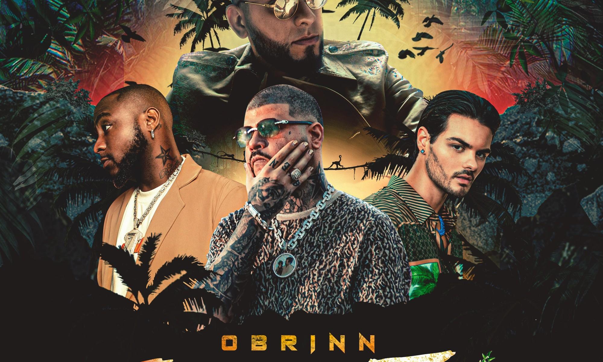 "Abraham Mateo, Davido & Obrinn - ""Sanga Zoo"" featuring Farruko"