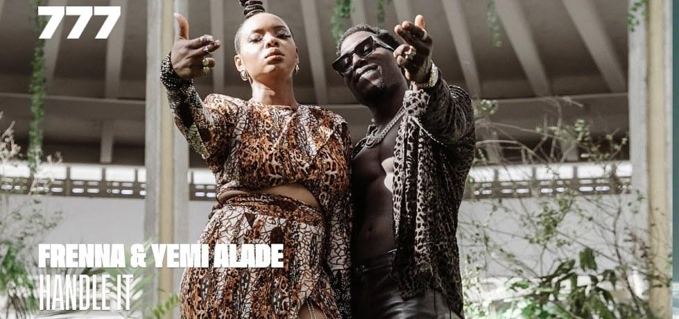Frenna & Yemi Alade - Handle It