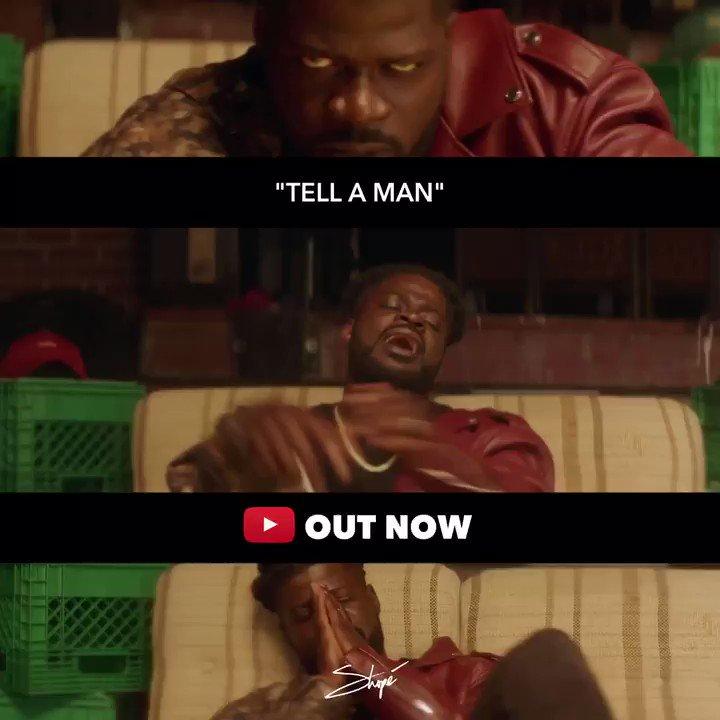 Shope - Tell A Man