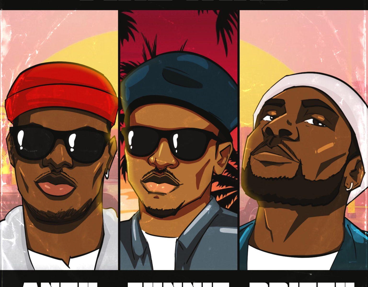 """USMG – """"Fine Wine"""" featuring Anzy, Drizzy & Tynnie"""