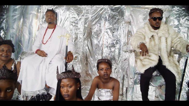 Vector, M.I. Abaga - Crown Of Clay ft. Pheelz