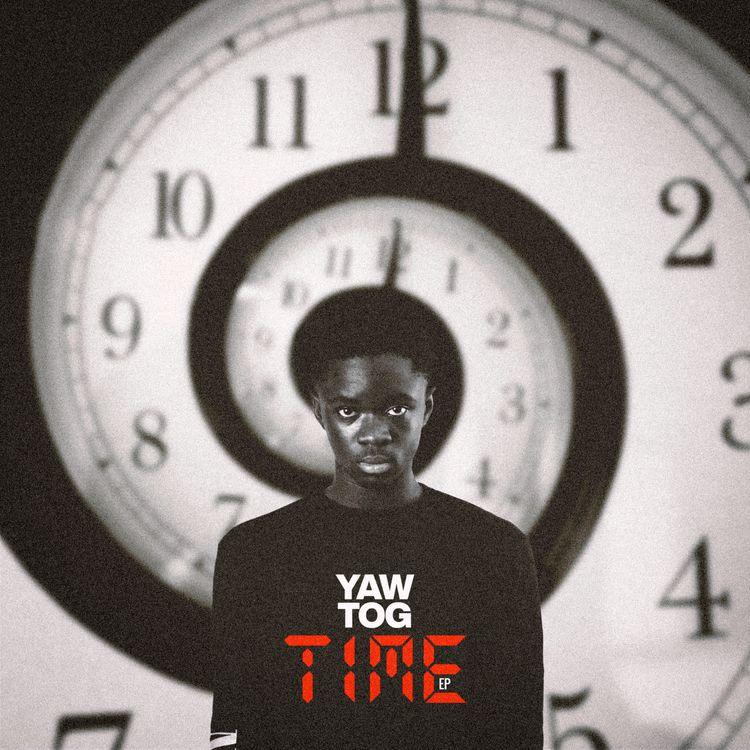 Yaw Tog - TIME (EP)