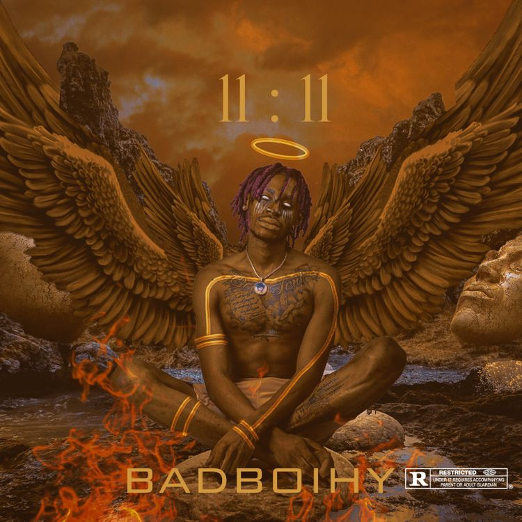 "BadBoiHY - ""11-11"" (EP)"