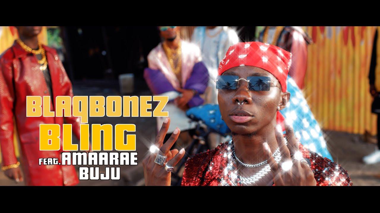 Blaqbonez - Bling ft. Amaarae & Buju (Official Video)