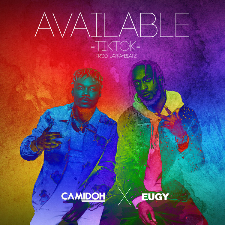 Camidoh - Available Remix featuring Eugy