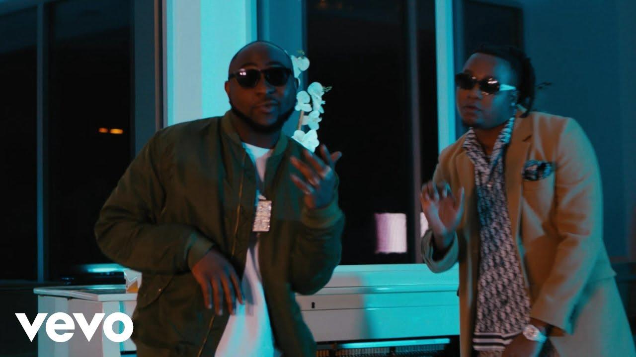 KDDO & Davido - Beamer Body (Official Music Video)