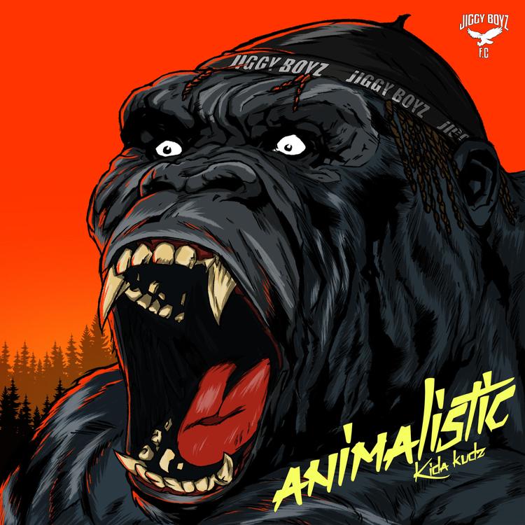 """Kida Kudz - """"Animalistic"""""""