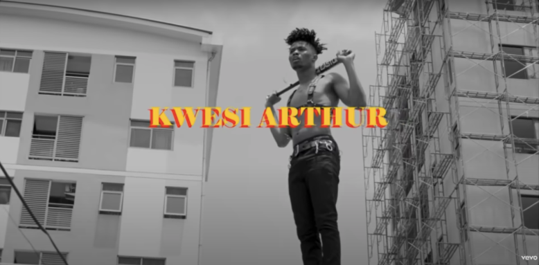 Kwesi Arthur - Walk (Official Music Video)