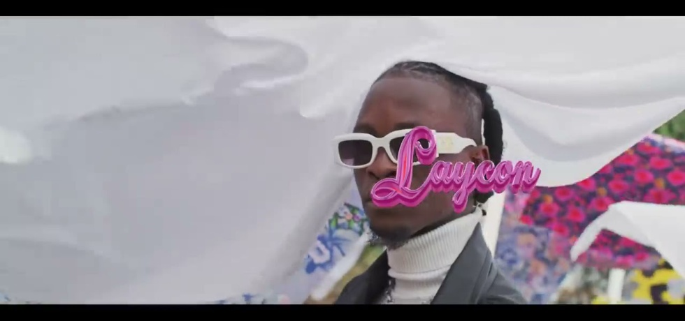Laycon - Fall for Me feat. YKB (Official Video)
