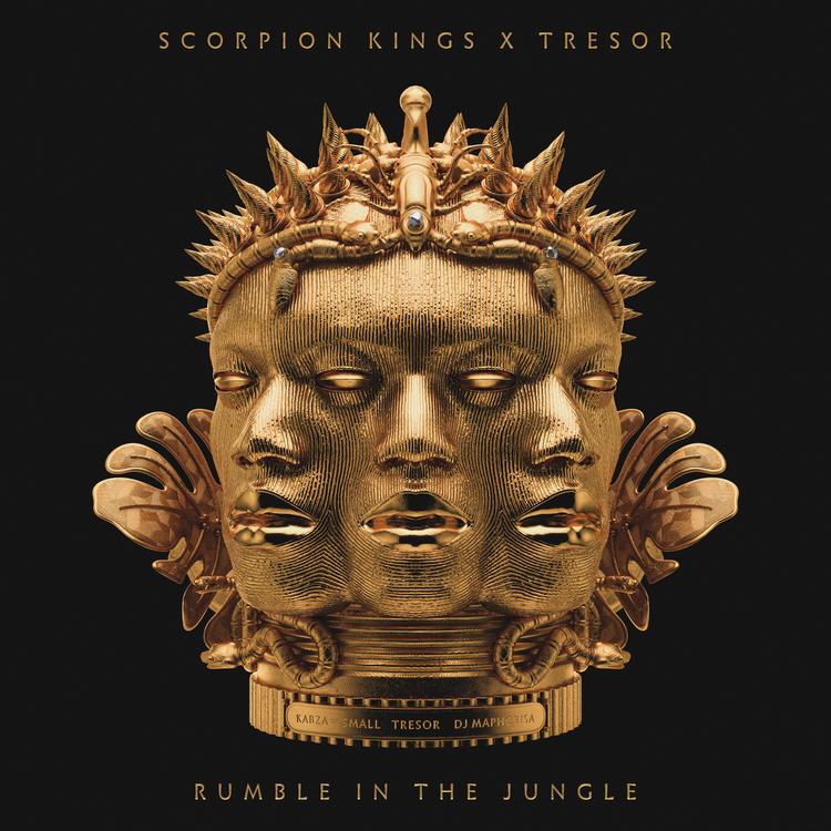 "Scorpion Kings & Tresor - ""RUMBLE IN THE JUNGLE"""