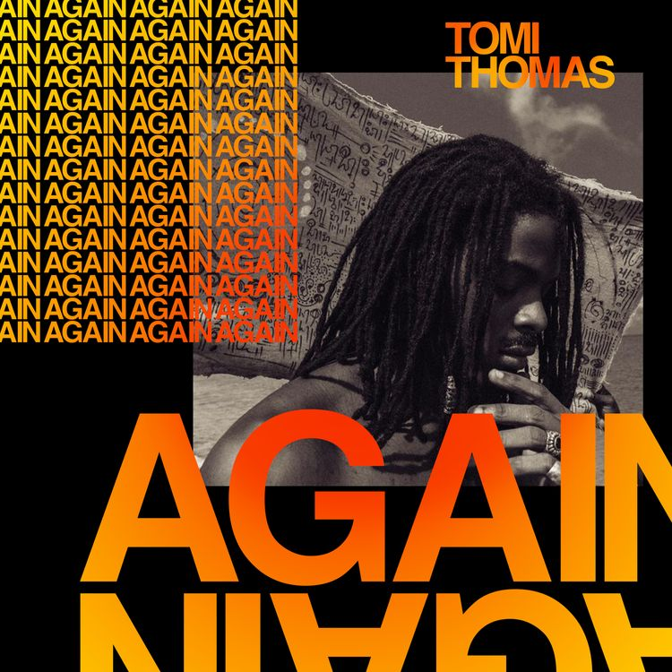 Tomi Thomas - Again (Visualizer)
