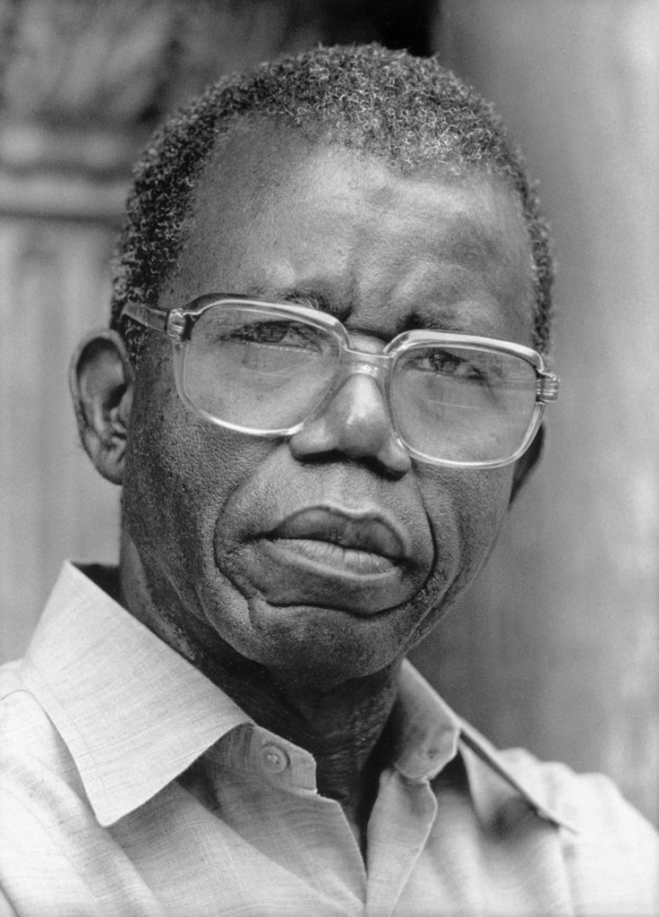 CHINUA ACHEBE'S BOOKS ARE BEING MADE INTO A TELEVISION SERIES