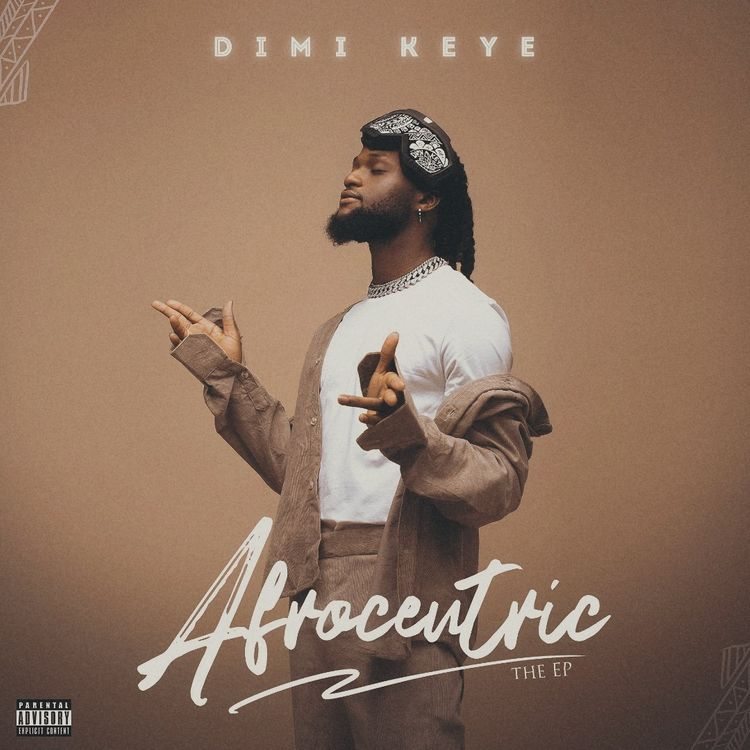 """Dimi Keye - """"Afrocentric"""" (EP)"""