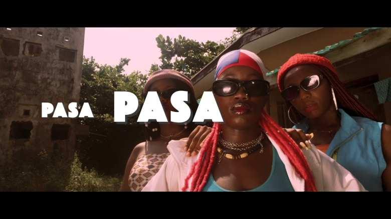 OmoAkin & Skales deliver the visuals for 'Pasa Pasa'