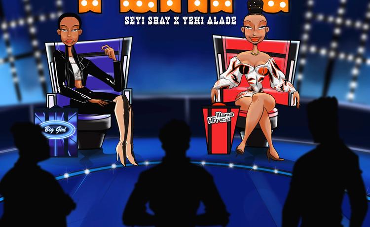 "Seyi Shay & Yemi Alade - ""Pempe"""