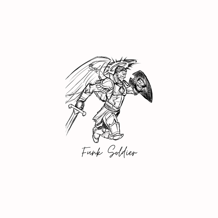 """Suté Iwar - """"Funk Soldier"""""""