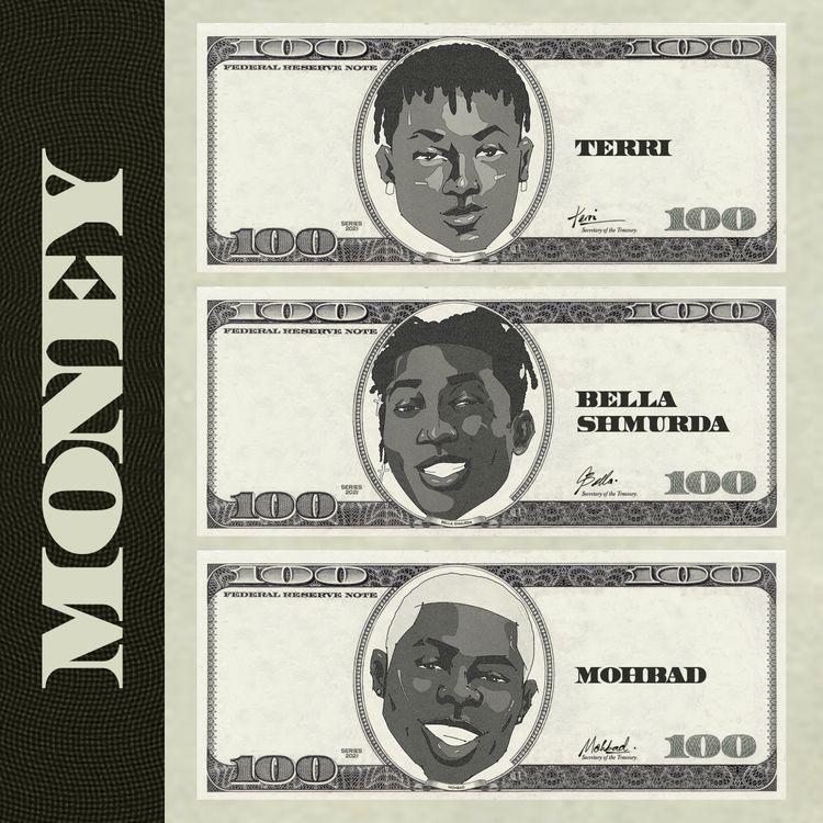 Terri, Bella Shmurda, Mohbad - Money