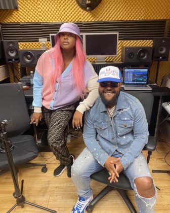"""""""I'm Making Tunes With a Legend"""" - Cuppy Reveals Working With Donaeo Brought Her Back to the Studio"""