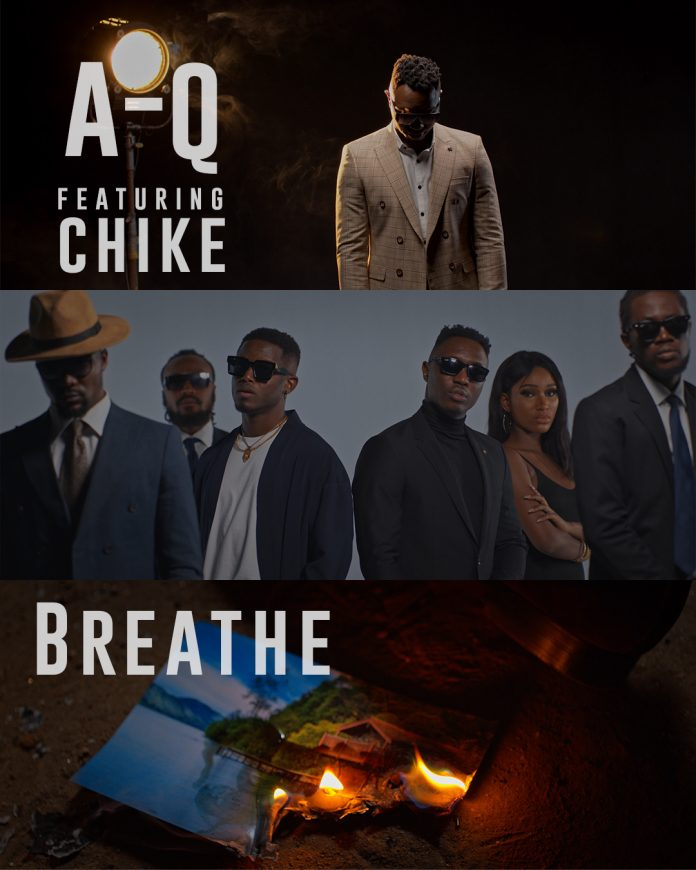 """AQ and Chike tell it all in new video for """"Breathe"""""""