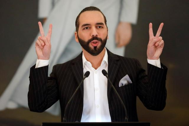 Bitcoin law is only latest head-turner by El Salvador's 'millennial' president