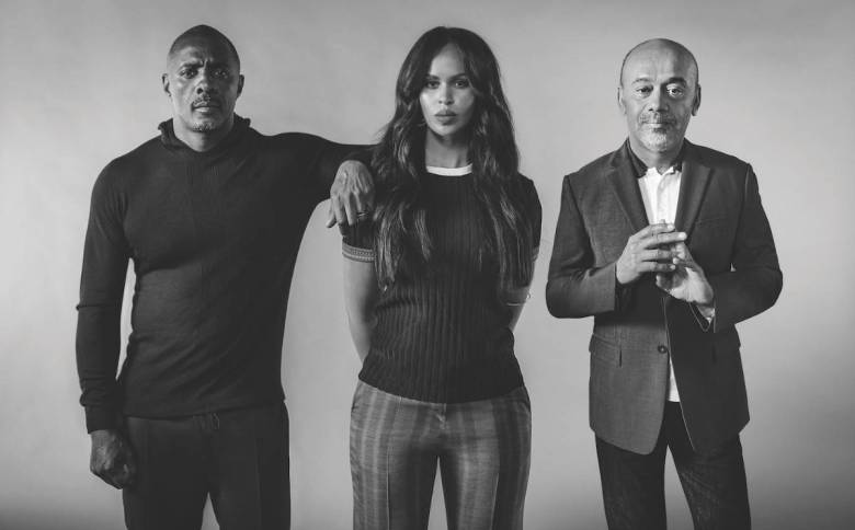 Christian Louboutin collaborates with Sabrina and Idris Elba