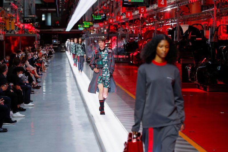 Ferrari Unveils First Fashion Collection