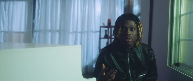"""Fireboy DML shares the Sombre Visuals for """"Airplane Mode"""""""