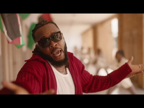 """Flavour Drops New Music Video for """"Berna Reloaded"""", a Single featuring Fally Ipupa and Diamond Platnumz"""