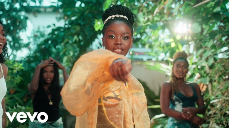 """Gyakie Unveils the Visuals for """"Whine"""", a Single Off her Seed EP"""