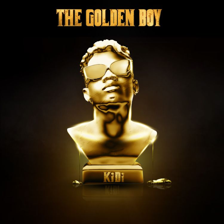 "KiDi - ""The Golden Boy"""