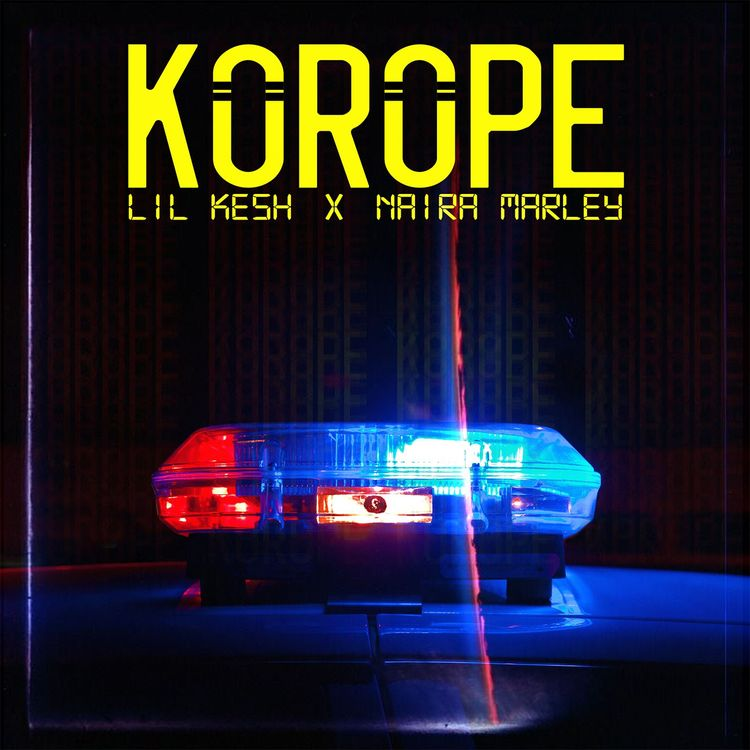 "Lil Kesh - ""Korope"" Featuring Naira Marley"