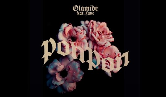 """Olamide - """"Pon Pon"""" featuring Fave"""