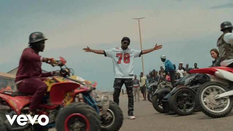 """Patoranking Shares the Visuals for """"Celebrate Me"""""""