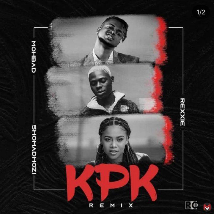 "Rexxie & MohBad - ""KPK (Ko Por Ke)"" featuring Sho Madjozi"
