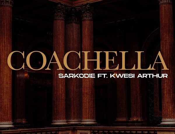 "Sarkodie and Kwesi Arthur Dazzle in Crispy Video for ""Coachella"""
