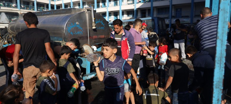Staggering health needs emerge in Gaza, following Israel-Hamas conflict