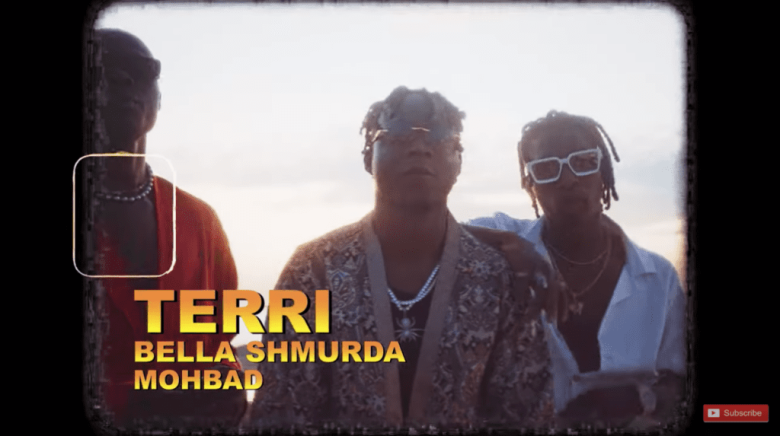 """Starboy's Terri Presents the Egyptian-Themed Video For """"Money"""" featuring Bella Shmurda & MohBad"""