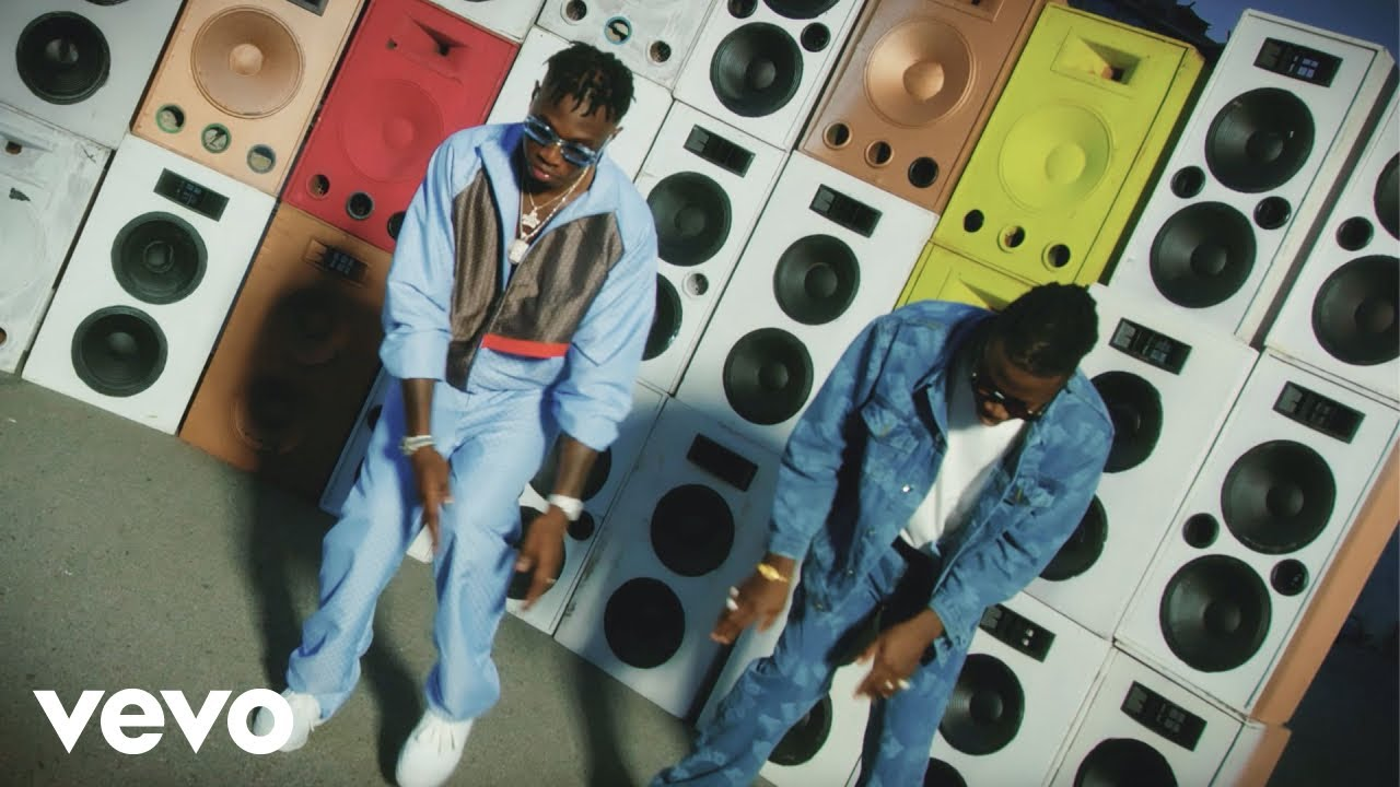 """Stonebwoy Shares the Sparkling Visuals for """"Critical"""" Feat. Zlatan"""
