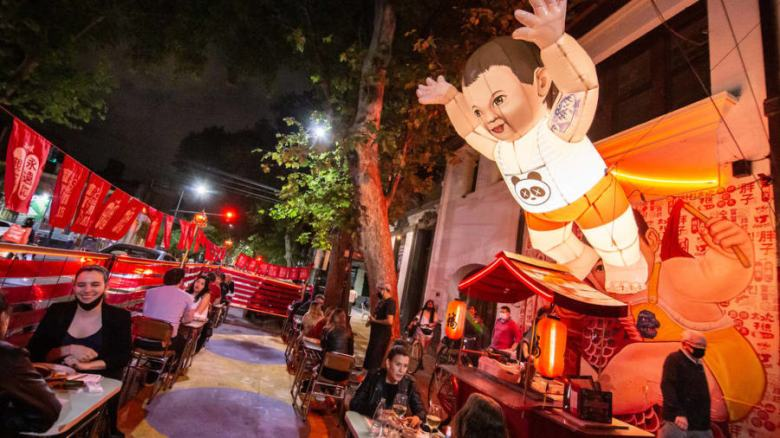 The world's 'coolest' street revealed by Time Out