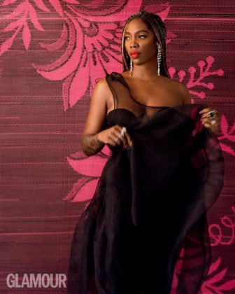 Tiwa Savage Lends Her Voice to the #June12Protest