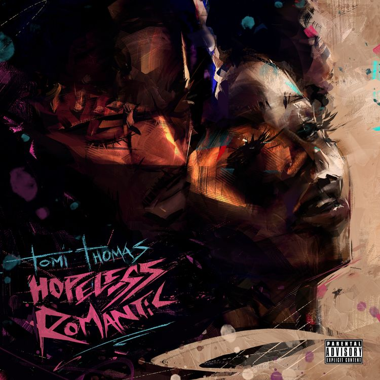 "Tomi Thomas - ""Hopeless Romantic"" (EP)"