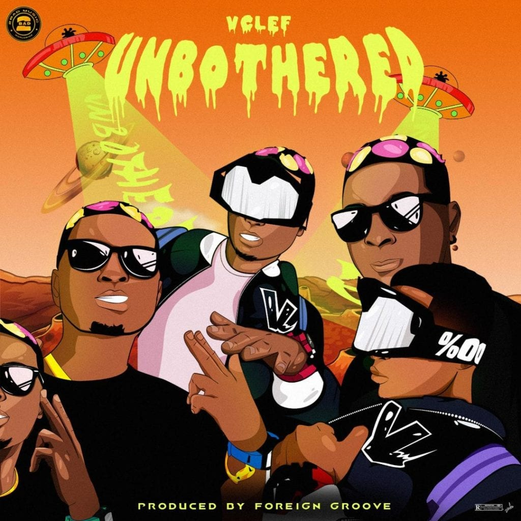 """Vclef - """"Unbothered"""""""