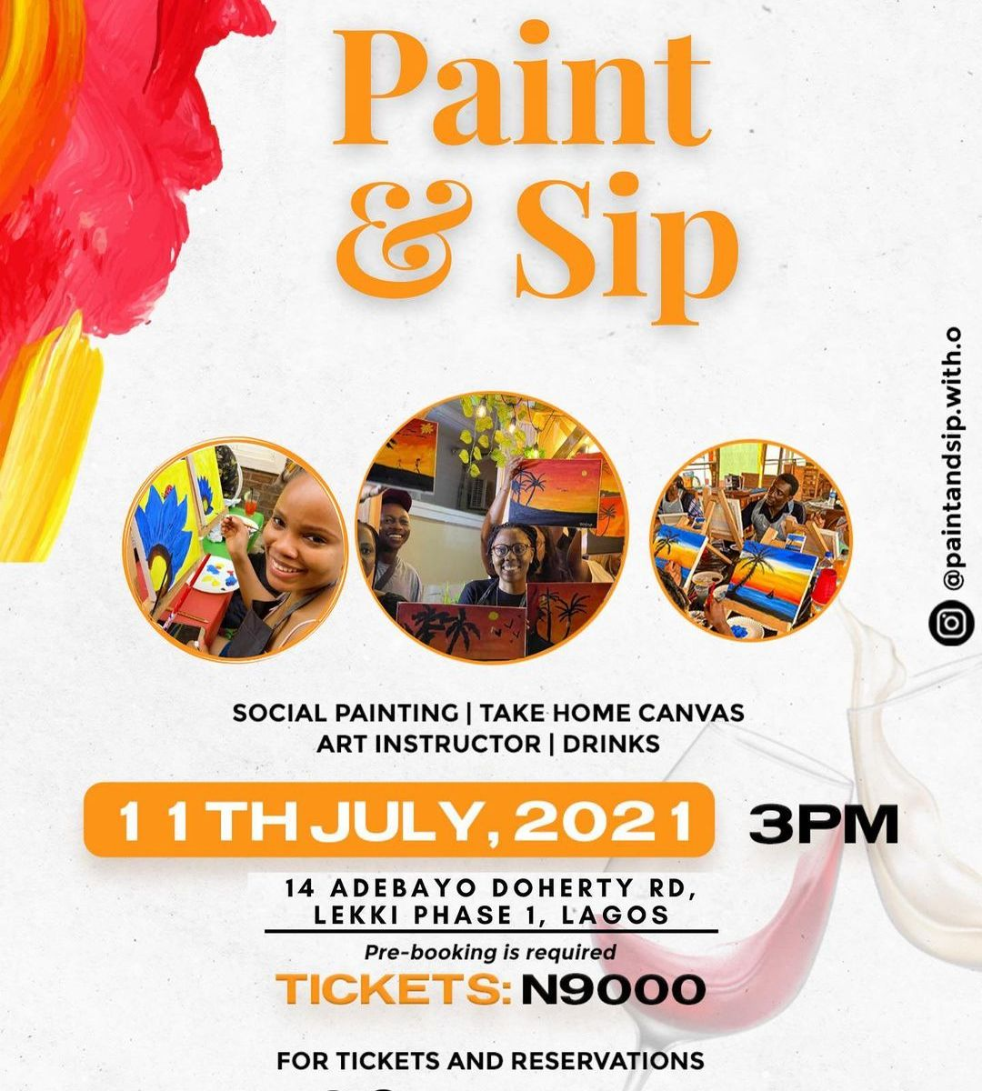 11 Jul. 2021, Paint & Sip
